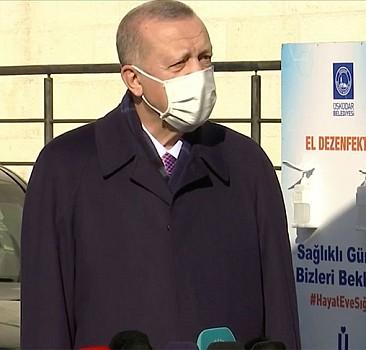 Erdoğan'dan 'yeni tedbir' açıklaması