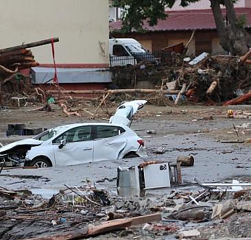 Karadeniz'deki sel felaketinde can kaybı 57'ye yükseldi