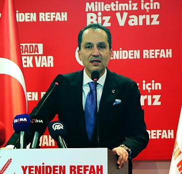 Fatih Erbakan'dan 'çiftçi' mesajı