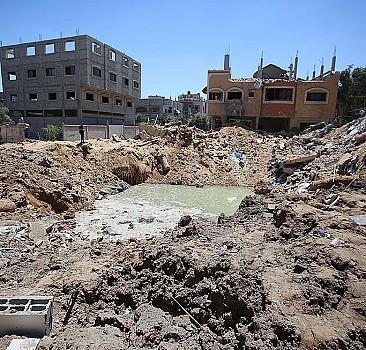 İsrail yine çocuklara saldırdı