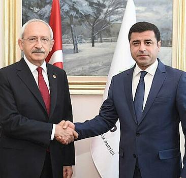 Kılıçdaroğlu tehdit etti: Demirtaş bırakılmazsa...