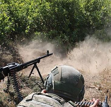 Ovacık kırsalında terör örgütüne ağır darbe