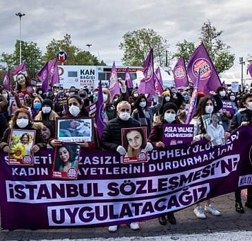 İstanbul Sözleşmesi çöplüğe gönderildi!