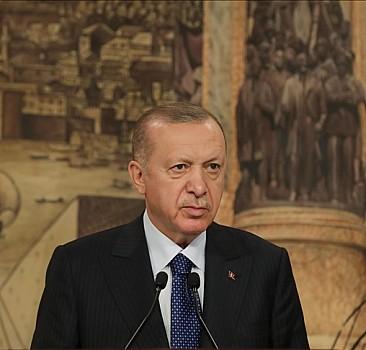 Erdoğan ırkçılık ve İslam düşmanlığına karşı uyardı