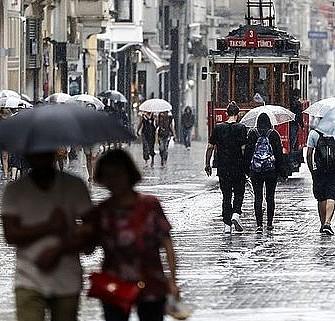 Meteorolojiden İstanbul ve birçok için uyarı