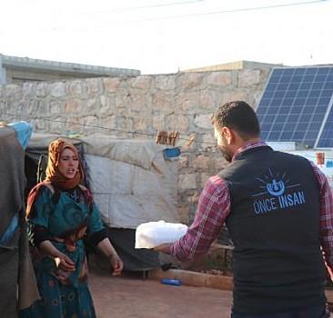 Önce İnsan Derneği Ramazan ayında Türkiye, Suriye ve Afrika'da ihtiyaç sahiplerinin yanında
