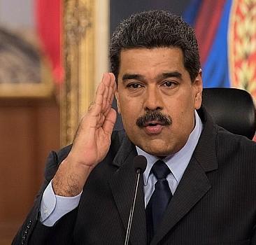 Maduro'dan Filistin'e destek mesajı