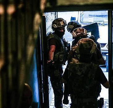 Mersin'de PKK operasyonu
