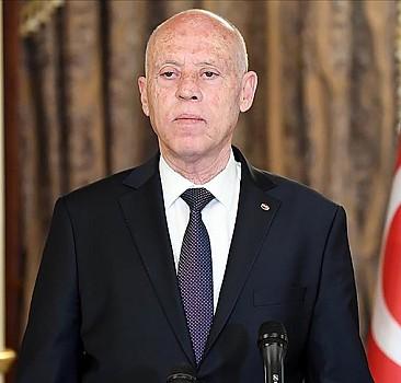 Tunus Cumhurbaşkanı Said bir ay süreyle gece sokağa çıkma yasağı ilan etti