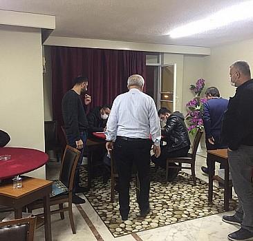 Kumar oynayan 10 kişiye 32 bin 50 lira ceza