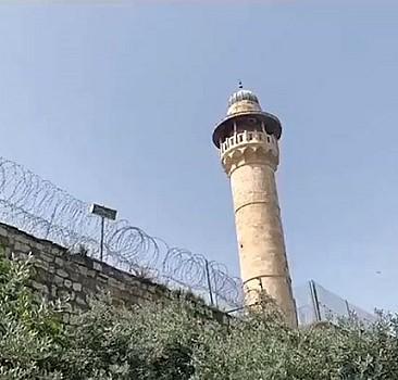 Mescid-i Aksa minaresinden tarihi çağrı! Tüyleriniz diken diken olacak