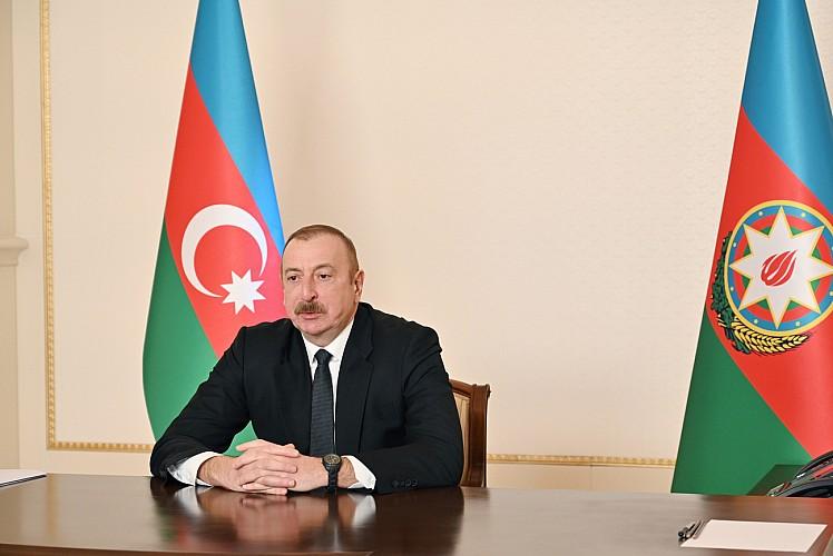 Aliyev'den Ermenistan'a Türkiye şartı