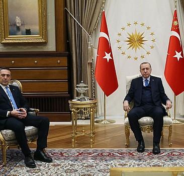 Erdoğan, Ali Koç ile görüştü