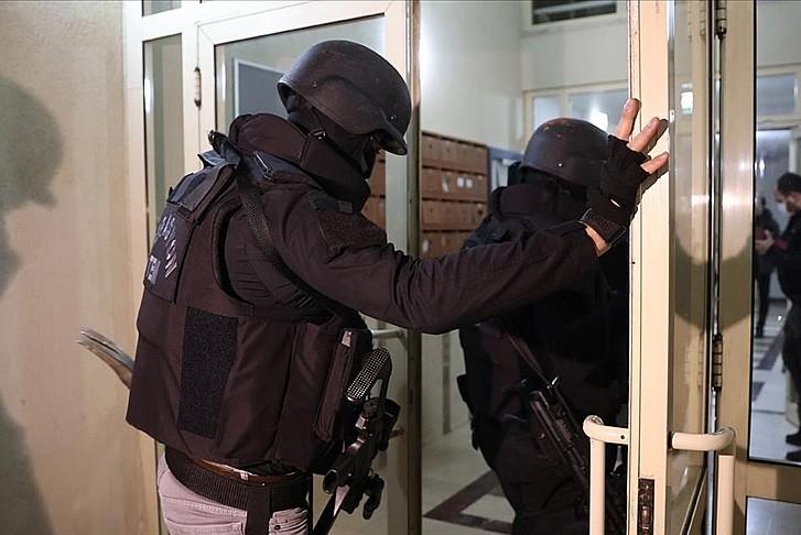 DEAŞ mensubu 7 yabancı uyruklu hakkında karar verildi