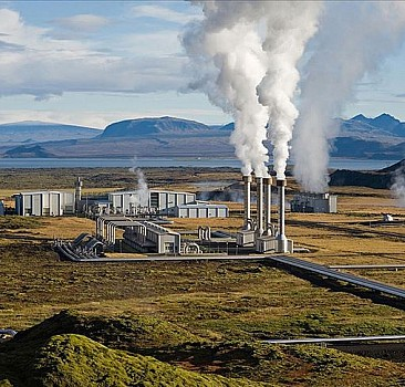 Erzincan'da jeotermal sahalar için ihale