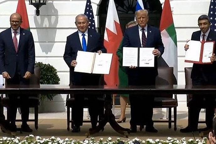 Filistin: Bu ihanet anlaşması bölgede...