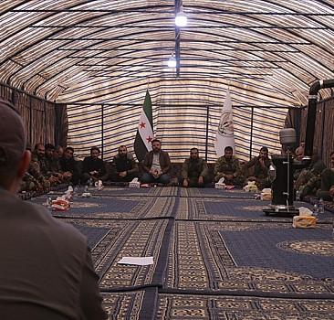 Tel Abyad ilçesinde 'koordinasyon' toplantısı