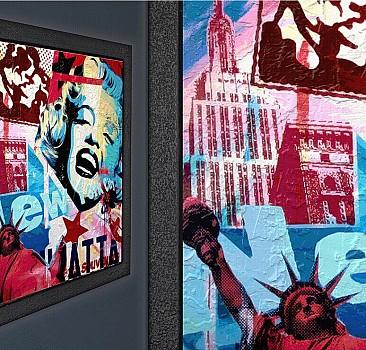 Digital İmaj, Fotomontaj ve Pop Art Bizi Cennet'e Götürür mü?