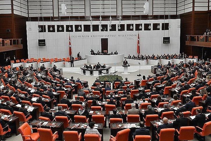 Meclisin açılış günü belli oldu