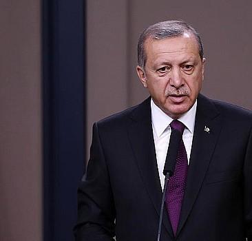 Erdoğan'dan HÜDAPAR'a taziye telefonu