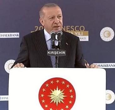 Erdoğan'dan vatandaşa enflasyon mesajı: Önüne geçeceğiz