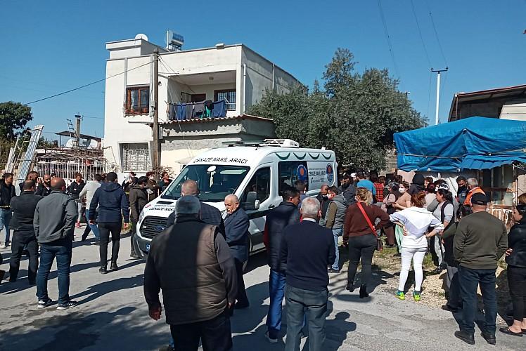Mersin'de ev yandı 2 çocuk hayatını kaybetti
