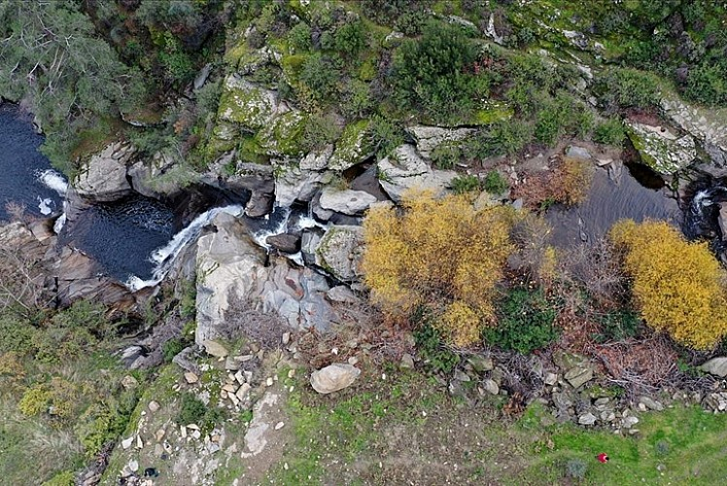 Aydın'daki Deliçay Vadisi keşfedilmeyi bekliyor