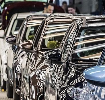 Türkiye'den 6,8 milyar dolarlık otomobil ihraç edildi