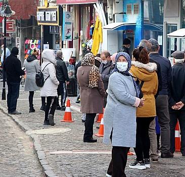 Edirne'de korkutan rakamlar! denetimler yoğunlaştırıldı