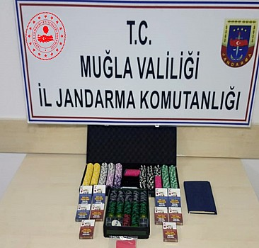 Villada kumar oynayan 19 kişiye, 82 bin 920 lira ceza kesildi