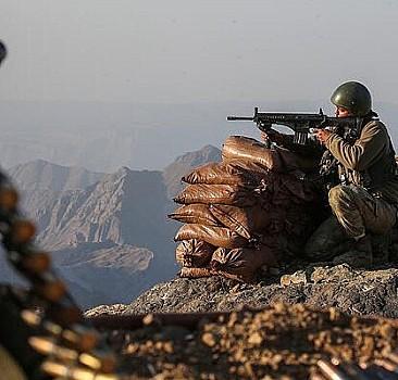 PKK'dan alçak saldırı! Şehidimiz var