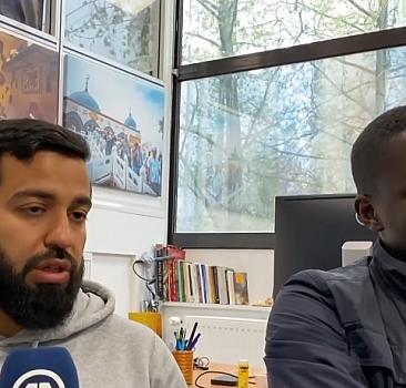 Fransız Müslüman gençler 'yerli ve azınlık Müslümanların' belgeselini çekti