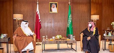 Katar'dan S.Arabistan'a destek mesajı