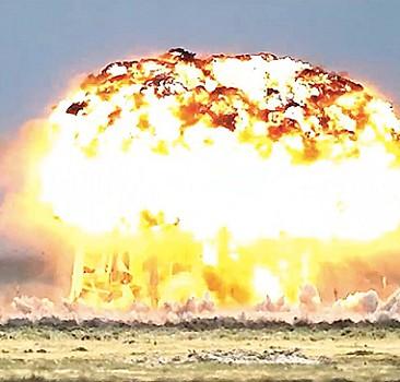 Uçak bombalarının etkinliği artırıldı