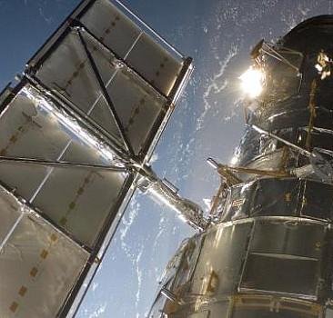 Hubble'daki sorun çözüldü