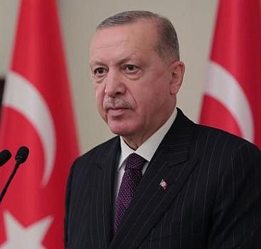 Cumhurbaşkanı Erdoğan, Necmettin Erbakan'ı andı
