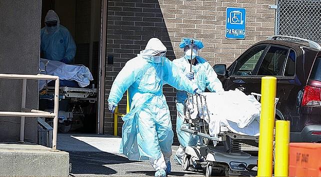 ABD'de ölü sayısı 261 bini geçti