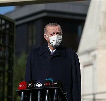 Başkan Erdoğan'dan yılbaşı uyarısı: Müsaade etmeyeceğiz