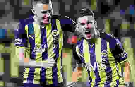 Fenerbahçe 3 puanı kaptı