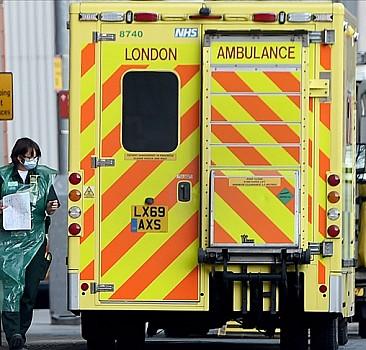 İngiltere'de 24 saatte 290 kişi hayatını kaybetti
