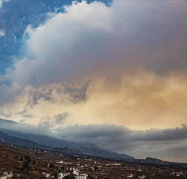 La Palma Adası'nda lavlar 90 evi daha yaktı