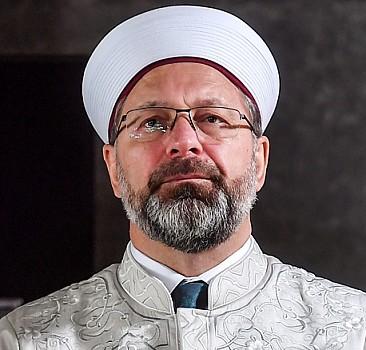 Ali Erbaş'tan 'soruşturma' talimatı