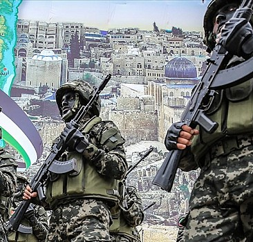 Gazze'deki gruplar 'Kudüs'ün Kılıcı' adlı operasyonu başlattı