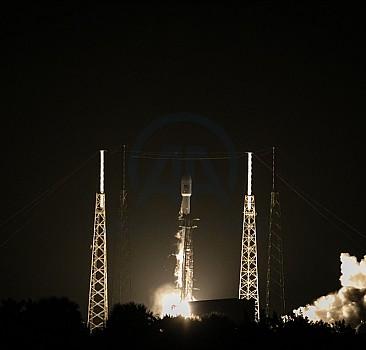 Türksat 5A uydusu böyle gönderildi