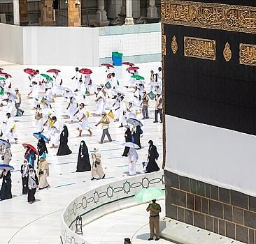 Suudi Arabistan duyurdu: Umre sezonu başladı