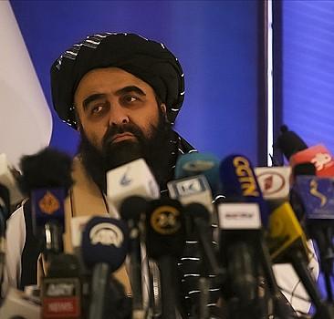 Taliban'ın Dışişleri Bakan vekili Türkiye'ye geldi