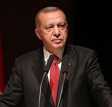 Başkan Erdoğan'dan 'Yeni Anayasa' mesajı