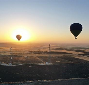 Göbeklitepe'de resmi uçuşlar başladı