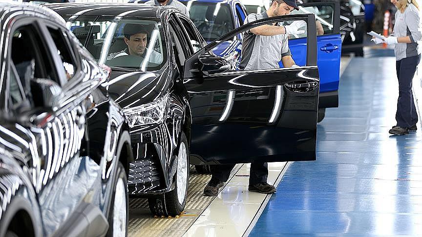 Araç üretimi arttı! İşte son rakamlar