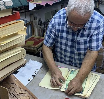 Emekli imamın 40 yıllık uğraşı